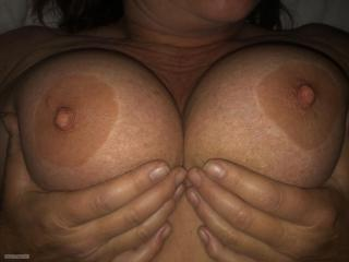 Mein Grosser Busen 57 Year Old Tits
