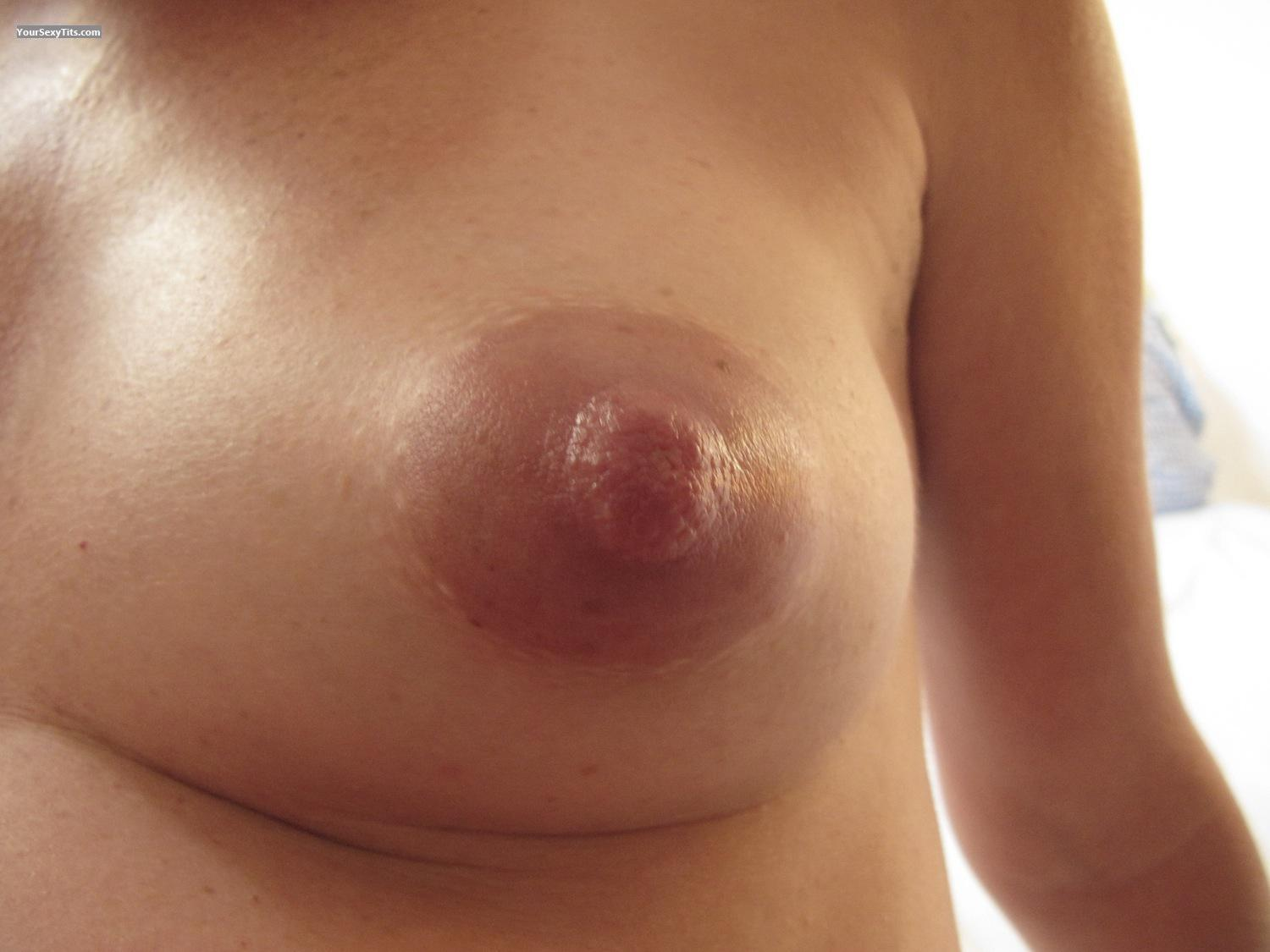cone shaped tits